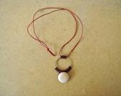 Minimalist Necklace | Modern Necklace | Gift Idea