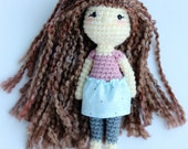 Natalie, a Small Doll
