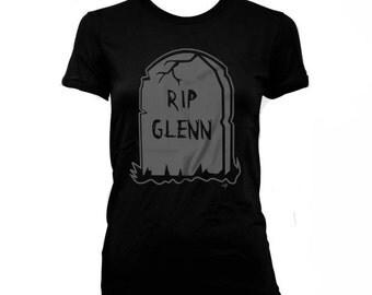 The Walking Dead R.I.P. Glenn WOMEN'S T-shirt