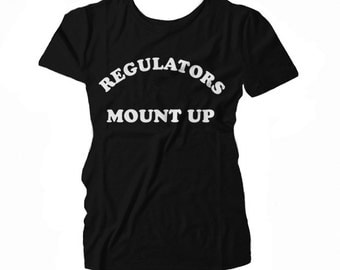 Regulators Mount Up WOMEN'S T-shirt