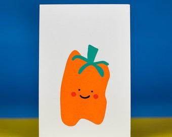 postcard paprika