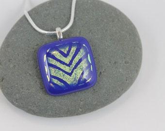 Blue Wave Pendant