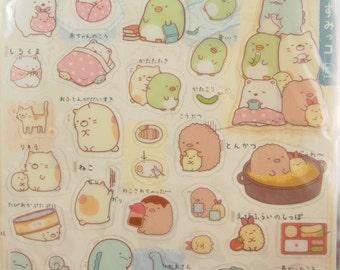 Sumikko Gurashi Sticker (1 Sheet)