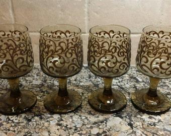 Libbey Prado Wine Glass Set, 6 Glass Set