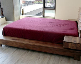 SeattleDrift Platform Bed