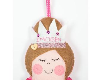 Christmas cute fairy decoration