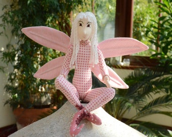 Fairy Art Doll, OOAK Bella