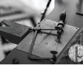 Custom Order for Sakeena-Ruby Sterling Silver Ring