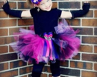 Punk Rock Tutu, 1st Birthday Outfit, Custom Tutu, Tutu, First Birthday Tutu, Baby Tutu, Newborn Tutu, 1st Birthday Tutu, Toddler Tutu, tutus