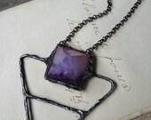 Lavender Alchemilia