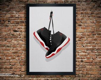 hanging converse shoes drawing. air jordan 11 \ hanging converse shoes drawing