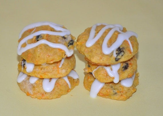 Carrot Cookies  Spice Fall  Cookies  Tea Cakes , 18 Holiday Gift