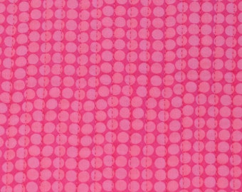 COMING SOON****** Polka Dot Quilted Cosmetic Bag with Handle, Boxy Pouch; Pink. Available For Purchase, See Current Turnaround Time