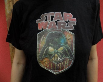 20% SALE Star Wars T-shirt, Sith T-shirt, 90's