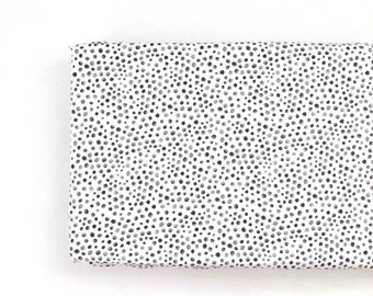 Changing Pad Cover Tiny Gray and Black Dots. Change Pad. Changing Pad. Black Changing Pad Cover.