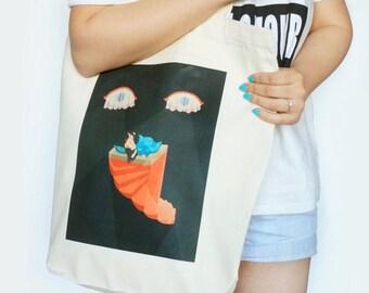 Lily Sweet dreams Tote Bag