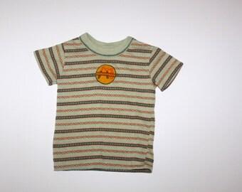 RETRO LITTLE BOY - Striped Shirt - Jr. Carpenter - Hipster Boy