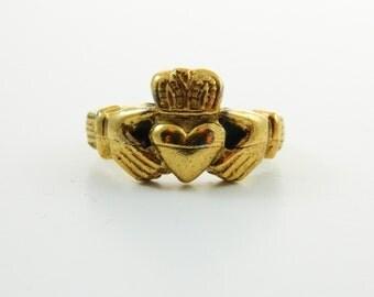 Vintage Claddagh Ring - VR001