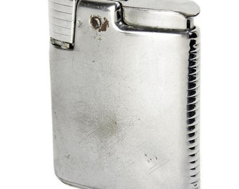Vintage Mid 20th Century Ronson Varaflame Windmaster WM24 Cigarette Lighter