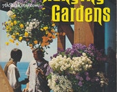 Gardening Book - Ideas for Hanging Gardens - Sunset Gardening Books