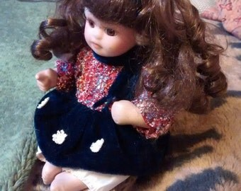 Mcfield Fashion Co. LTD. Porcelain Baby Doll