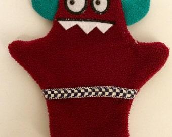 Monster Puppet: Maverick