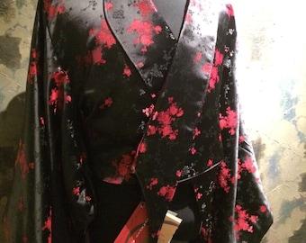 Swallowtail Half-Kimono