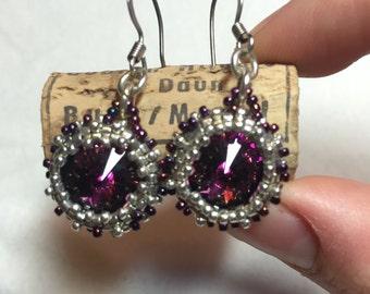 Brilliant Swarovski Earrings