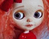 RESERVED - OOAK Custom Blythe Doll #49 by Blythe in Wonderland