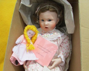 Four Classic Collector Dolls. All in Great Condition. See Description.