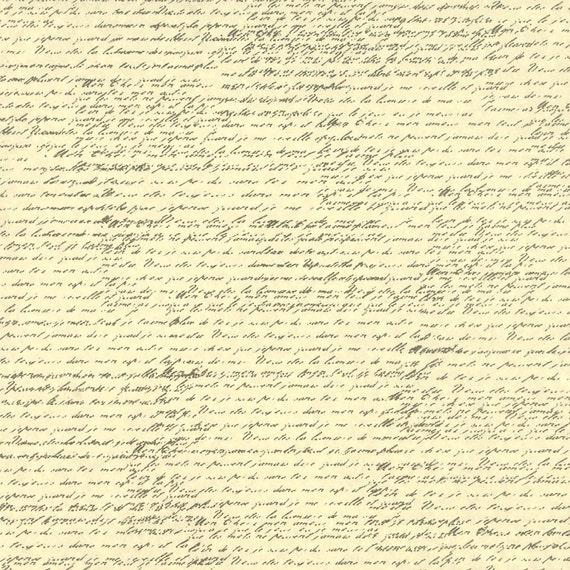 PAPER, Decoupage Paper, Script Decoupage Paper, Handwriting Decoupage ...