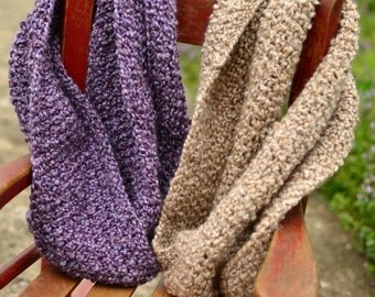 Infinity Scarf - Extra wide or Regular