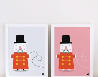Nursery decor, nursery wall art, nursery print, kids wall art, nursery art, kids room decor, girls room decor, boys room, circus