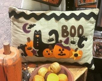 BOO Pillow Kit