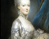 Marie Antoinette Perfume Oil - Vanilla, Patchouli, Chocolate, Violet, Bergamot, Amber and Spices