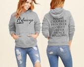 Always Harry Potter Inspire Unisex Sweatshirt Pullover Hoodie