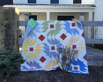 Urban Chic Quilt (Designed by Tiny Seamstress Designs)