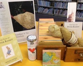 Camomile Tea Kits (yellow book cover)