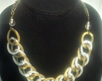 Silver & Gold Links