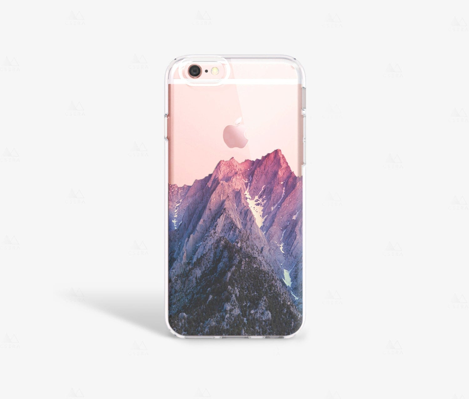 Mountain Iphone 7 Case Clear Iphone Se Case Clear Mountain