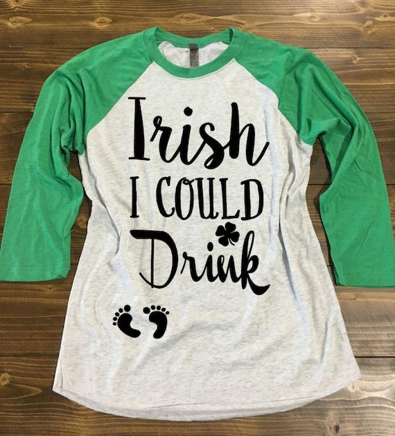 Irish Drinking Toast St Patrick S Day Shirt By