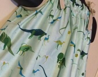 Dinosaur Sundress (Multiple Sizes Available)