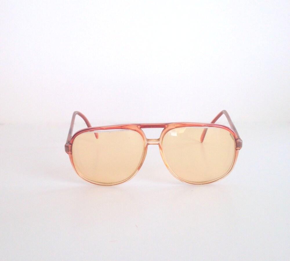 Aviator Eyeglasses Frame : Vintage Eyeglasses Glasses Aviator Frames Prescription