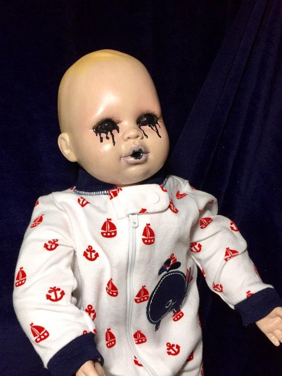 Jonah Phisteria Original Undead Serial Killer Toxic Zombie Of The Sea Biohazard Baby