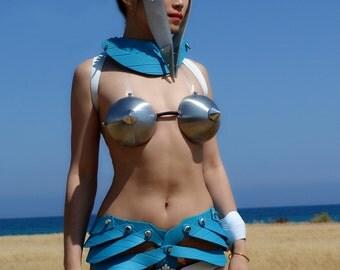 Hi Tek women's dancewear cosplay lady gaga style unique steampunk gothic overbust,corset,sci fi costume,fetish cyberpunk,futuristic