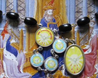 Seven Gifts of the Holy Spirit Chaplet