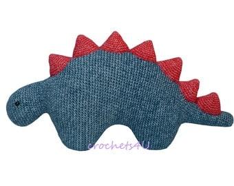 crochet pattern dino