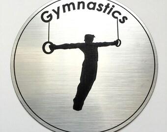 Men's Gymnastics Magnet Rings