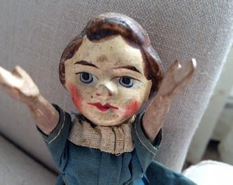 Early 19th C Boy Doll