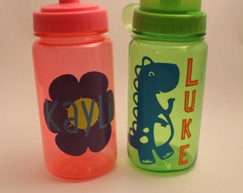 Kid's Sport Top Water Bottle
